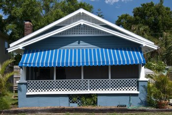 Keep your awning in good shape to enjoy sunny days outside.