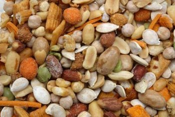 On their own, nuts and seeds do not supply all the essential amino acids.