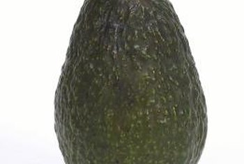 Avocados picked too early may shrivel up.