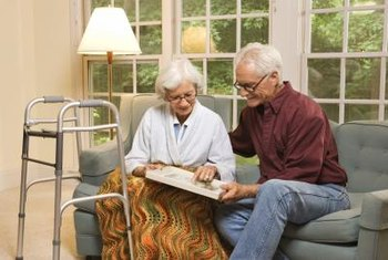 Home remodeling can allow aging seniors to live at home.