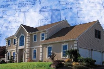 What are House Elevations? | Home Guides | SF Gate Exterior House Plans Diions Html on