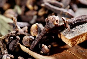Cloves are rich in the mineral manganese.