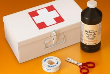 Hydrogen peroxide has many uses inside and outside the home.