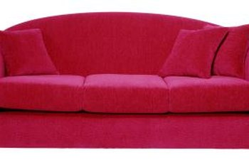 Make Your Couch Feel New Again By Replacing The Cushion Foam.