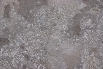 Discoloration And Stains On Concrete Can Often Be Removed