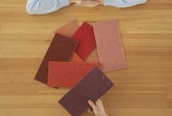 Take several samples of different shades of your favorite colors to try in your home.