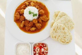 To avoid MSG, prepare your own curry at home.