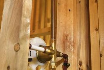 How To Replace A Shower Mixer Valve Home Guides Sf Gate