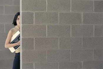 What can you put on a cinder block wall to stop cold from - Sealing exterior cinder block walls ...