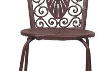Refinishing outdoor furniture requires some work, but it produces lasting results.