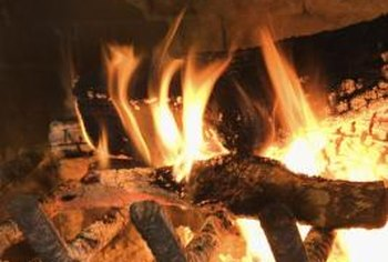Maintaining your fireplace can prevent a house fire by keeping the fire contained in the firebox.