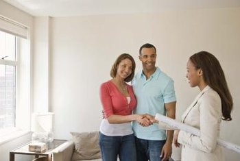 Contact a real estate agents to list your property information on the MLS.