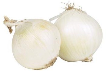 Cuttings from the root end of an onion can be used to sprout new onions.