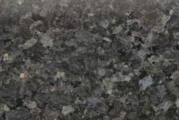 Many granites classified as black actually have multiple other colors within the stone.
