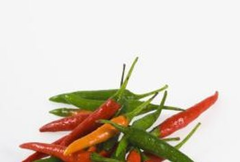 Proper fertilization can help chili pepper plants to be fruitful.