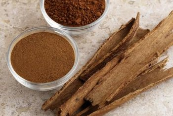 Cinnamon comes in two popular varieties.
