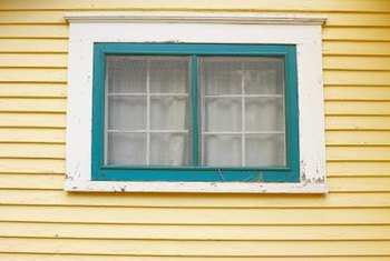 storm windows provide added insulation over a window during cold weather