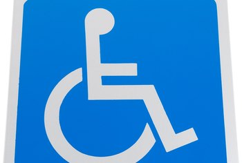 Disabled tenants have priority access to spacious, close-by parking spaces.