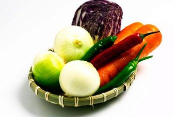 A vegetarian diet is diverse, satisfying and nutritious.