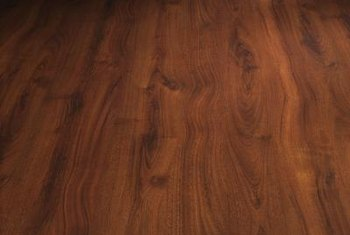 Water marks on cherry veneers can cause white or black discoloration.