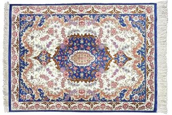Prevent it from bunching underfoot and your area rug adds an attractive layer of texture to your carpeted spaces.