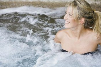 Jacuzzi is a brand name that applies to some hot tubs and spas, two different but similar appliances.