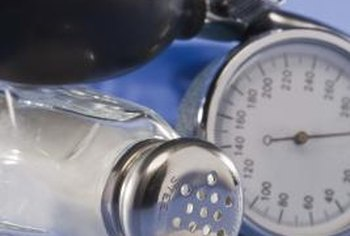 Eating less sodium lowers your blood pressure.