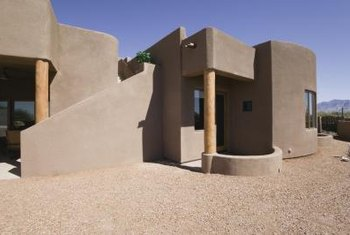 Remodeling An Adobe House Requires Some Unique Skillaterials