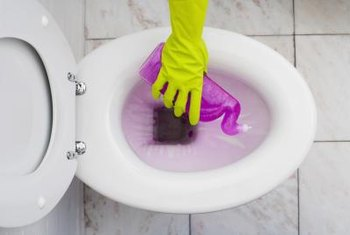 How To Remove Lime Buildup From A Toilet Bowl Home