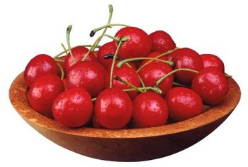 Many varieties of cherry, both tart and sweet, are self-pollinating.