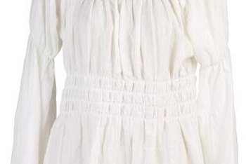 How to Determine the Length of Fabric to Pleat for Smocking | Home