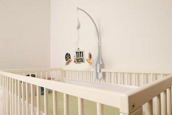 Staining an unfinished crib can increase the crib's lifespan by protecting the wood.