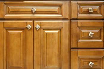 How Do I Clean and Wax Old Kitchen Cabinets? | Home Guides ...