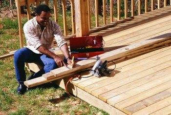 Adding a deck increases outdoor living space, which adds a great deal of value to your home.