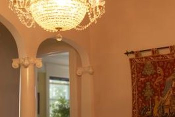 How to choose replacement chandelier globe shades home guides sf chandelier globes are easily replaced aloadofball Image collections