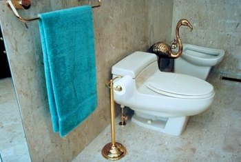 How to Reinstall a Toilet Flange | Home Guides | SF Gate