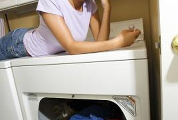 A propane-powered dryer is usually cheaper to run than an electric dryer.