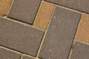 A well-thought out plan reduces the number pavers to be cut.