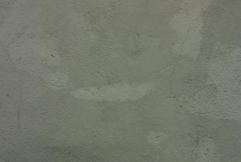 Concrete, when mixed properly, should cure evenly, but sometimes errors can occur.