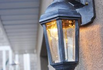 The perfect exterior light for your garage will enhance your home and provide the needed illumination.