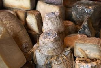 Raw milk cheeses are more common in Europe than in the United States.