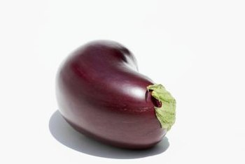 Eggplants thrive with the right garden soil.