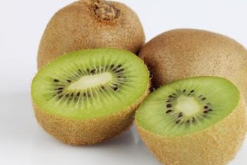 With the right nutrient conditions, kiwi are fast-growing and hardy.