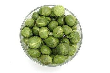 Eat Brussels sprouts as a source of cancer-fighting lutein and zeaxanthin.