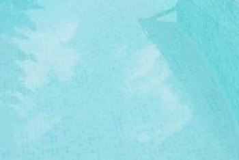 Chlorine tablets help to maintain a sanitized swimming pool.
