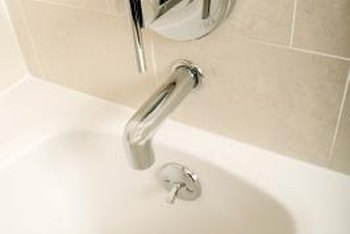 Genial Replace A Broken Bathtub Knob.