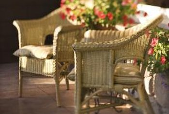 Decorating A Sun Room With Wicker Furniture Home Guides Sf Gate