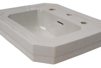 Ceramic Sink Chip Repair Chipped Sinks Are Almost Inevitable But They Can Be Repaired Quickly