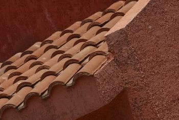 Clay roof tiles were first used in China as early as 10,000 B.C.