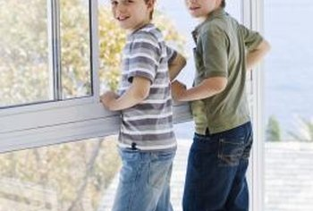 """Green"" window formulas keep your home healthy as well as clean."